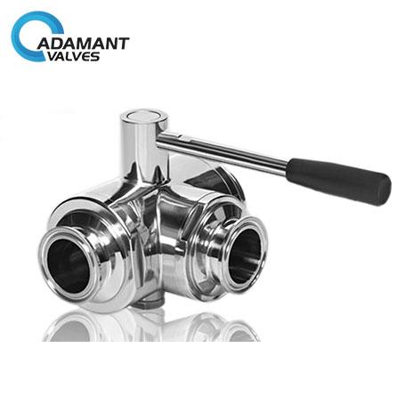 3 way ball valve