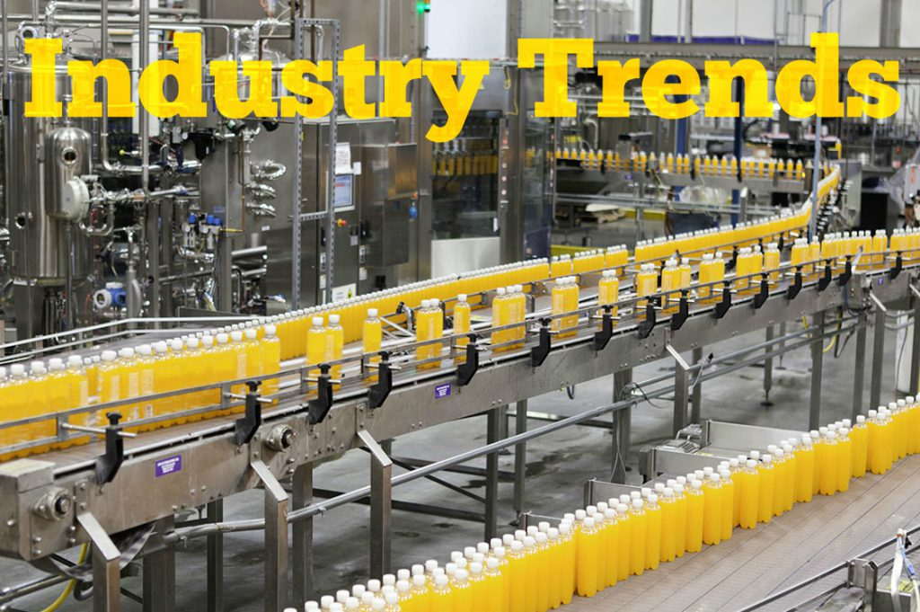 industry trends of sanitary valves