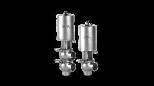 double sealing sleeve valve