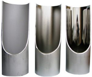 Electrochemical polishing