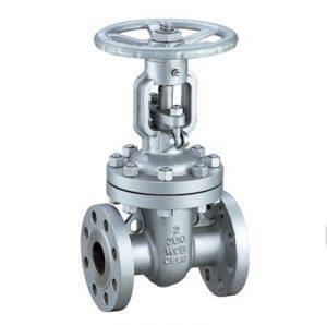 flange valve